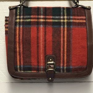 Merona Plaid Handbag